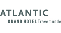 Logo Atlantic Hotel Travemünde